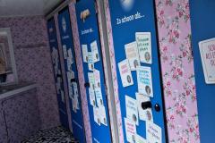 Page toiletwagen